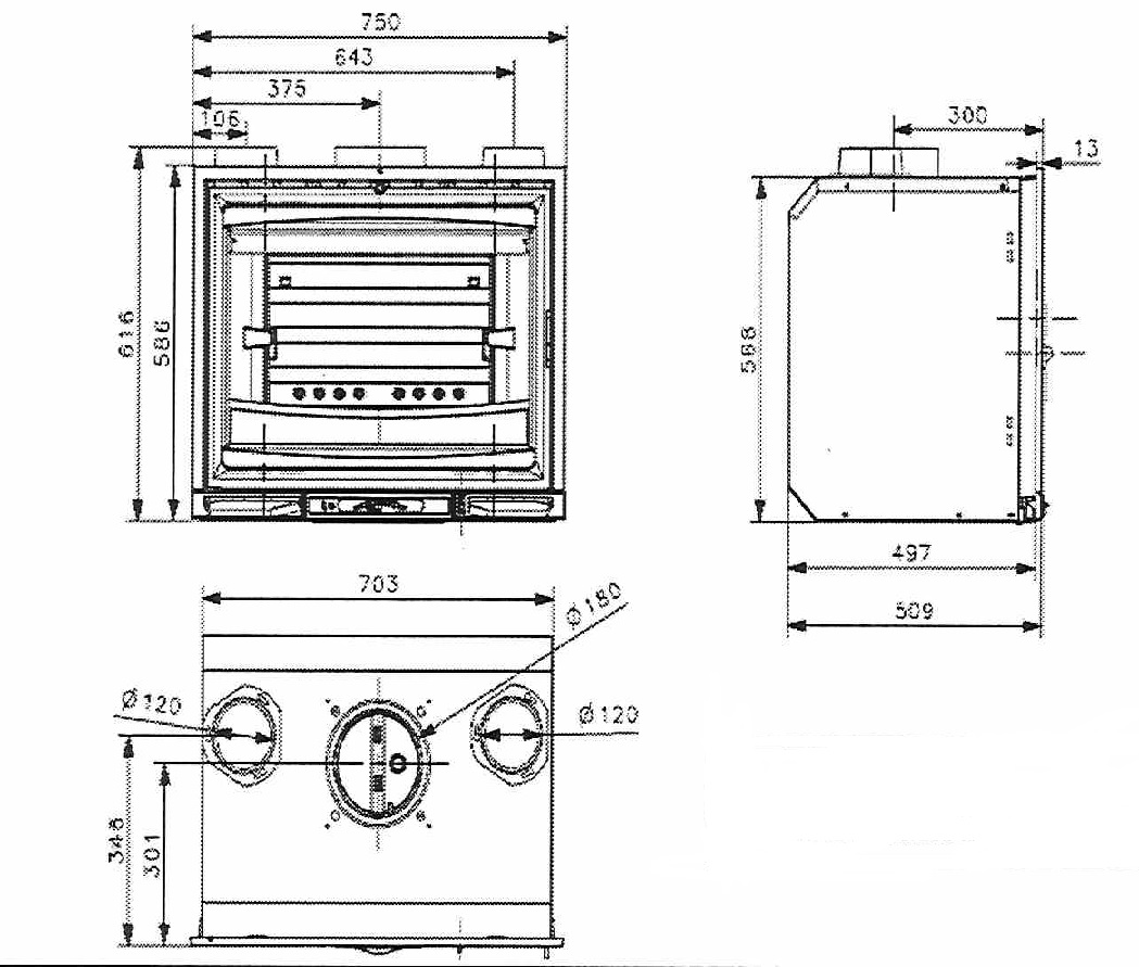 glem gas oven instruction manual