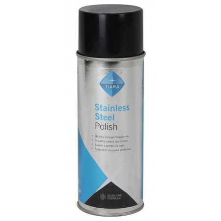 Tiara Stainless steel polish aerosol 400ml