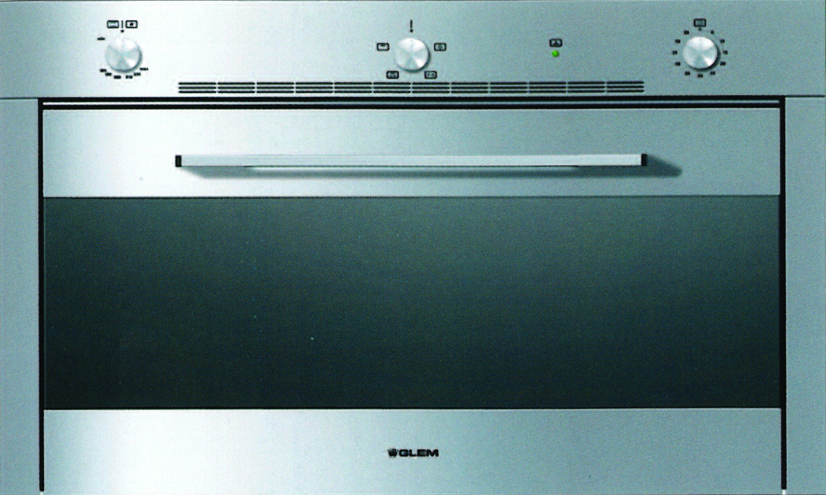 Eurafrican Glem Built In Gas Oven Amp Gas Grill 90cm