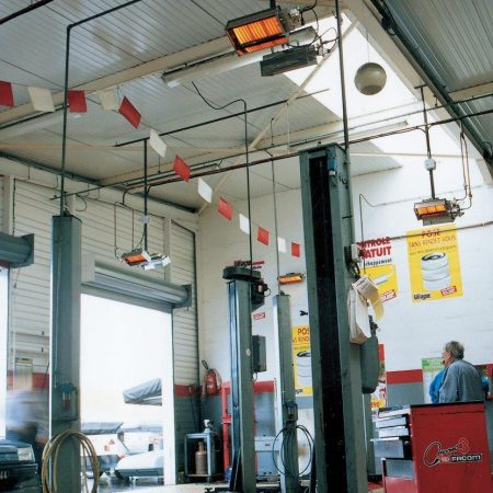 SBM Heating: Industrial Buildings